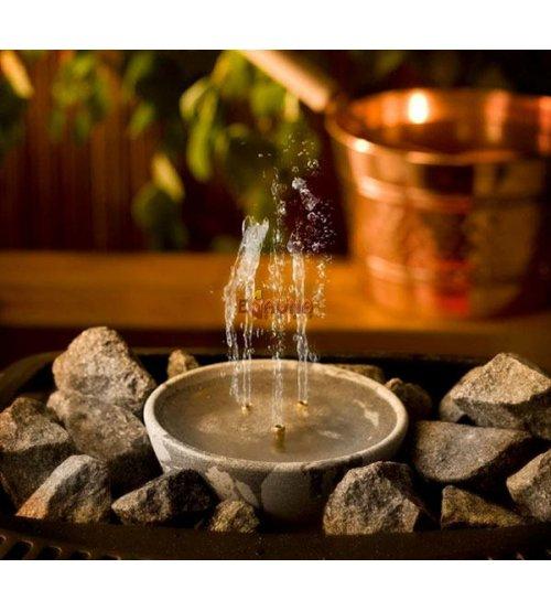 "Stone bowl to odors  ""Saunamaestro"""