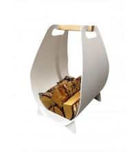 Košík na palivové drevo