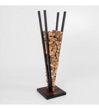 """Firewood holder """"VEE"""""""