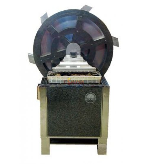 Riscaldatore elettrico EOS 34.GM con mulino ad acqua