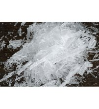 Mentolio kristalai pirčiai, 100 g
