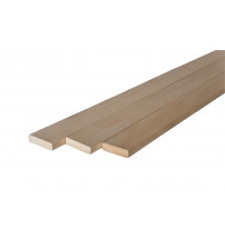 Bench wood 27 x 94 mm, abachi