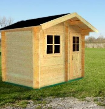 Sauna casa Mini..