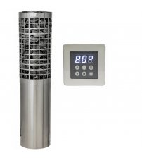 Calentador de sauna eléctrico - Magnum Ruutu L, 9 kW