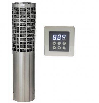 Elektrisk saunavarmer -..