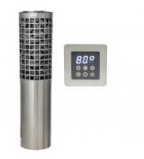 Ηλεκτρικός θερμαντήρας σάουνας - Magnum Ruutu L, 10,5 kW