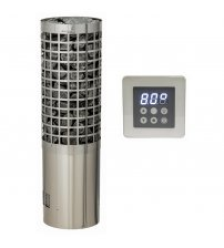 Stufa elettrica per sauna - Magnum Ruutu C, 10,5 kW