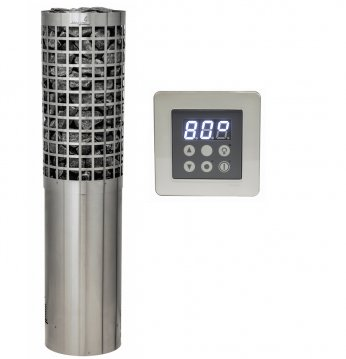 Electric sauna heater -..