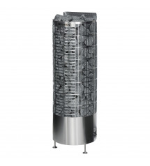 Elektrische Saunaofen MONDEX HIGH BALANCE 9.0 kW mit einem separaten Bedienfeld