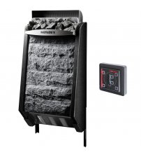 Sauna heater MONDEX SENSE NATURE BLACK