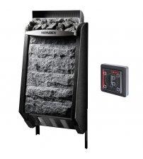 Elektrische Saunaofen MONDEX SENSE NATURE BLACK