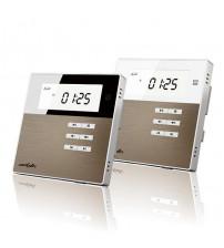 Smart Home on Wall Music Amplifier DSPPA DM835. Blanc