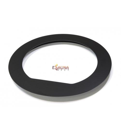 Krosnelės Kota Saana žiedas, juodas