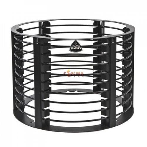 Kota Inari stone cage in Woodburning heaters on Esaunashop.com online sauna store