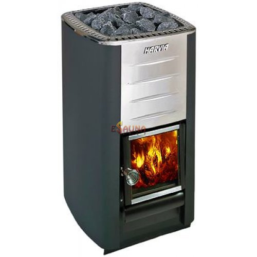 Harvia M3 in Woodburning heaters on Esaunashop.com online sauna store