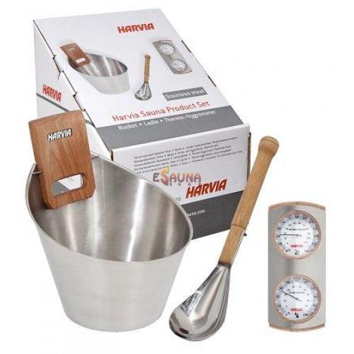 Harvia sauna accesories set