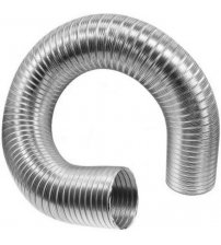 Conducto de aluminio