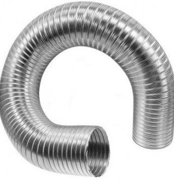 Aluminum duct..