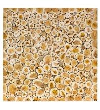 Panel jałowca (cienki), 500 x 500 mm