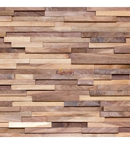 Decorative wooden panel Noble 23 Walnut