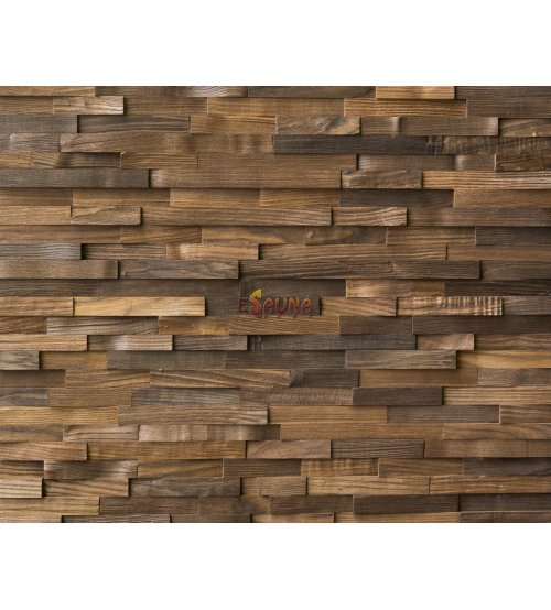 Decorative wooden panel Noble 23 Thermo-Ash