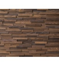 Decorative wooden panel Trail 23 Thermo-Ash