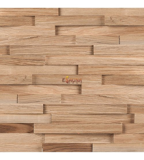 Decorative wooden panel Trail 23 Oak