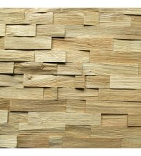 Decorative wooden panel Trail 58 Oak