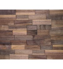 Decorative wooden panel Trail 58 Nut