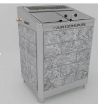 Elektrické saunové kúrenie - VVD Parizhar 10 kW, trojfázové