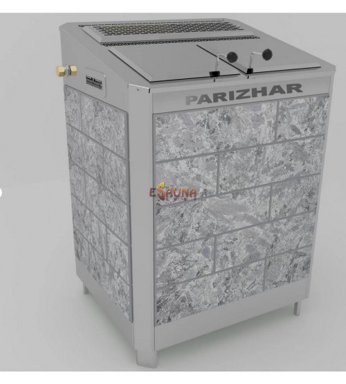 Calentador de sauna eléctrico - VVD Parizhar 10 kW, trifásico