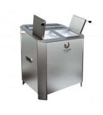 Elektrický saunový ohrievač - VVD Parizhar 24 kW, trojfázový
