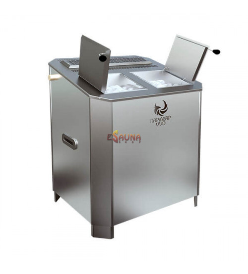 Elektrinė pirties krosnelė - VVD Parizhar 24 kW, trifazė