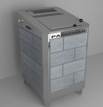 Elektrické saunové tope..