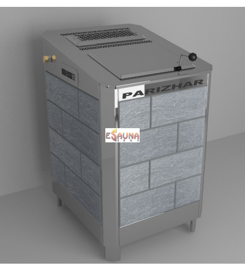 """Elektrinė pirties krosnelė """"VVD PARiZHAR"""" 4.25 kW, trifazė"""