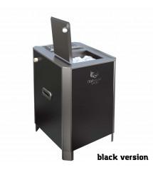Elektrische saunakachel - Parizhar Zwarte versie 6,25 kW