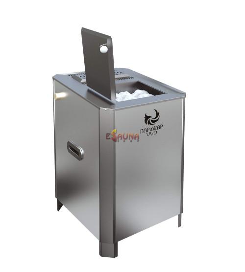 Calentador de sauna eléctrico - VVD Parizhar 4,25 kW, trifásico