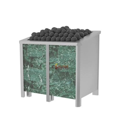 Elektrische saunakachel - VVD De Premiere PROFI 48 kW, driefasig