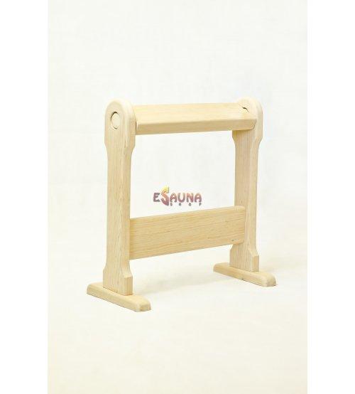 Sauna footrest