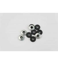 Gegalvaniseerde rubberen ring