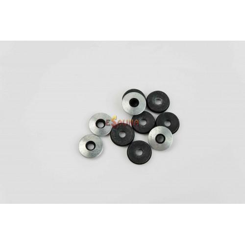 Isoleringsmaterial - Galvaniserad gummitvätt