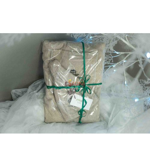 Set de regalo de Navidad para él, 60x160 cm.