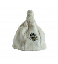 Kepurė lininė KREMINĖ