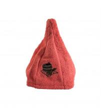 Шляпа из льна. Oранжевый