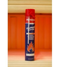 Montāžas putas PENOSIL Premium FireRated Foam B1