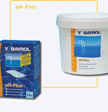 pH plus Bayrol 1,5kg..