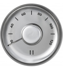 Termometro in acciaio inox Rento