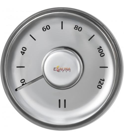 Rento termometer i rustfrit stål