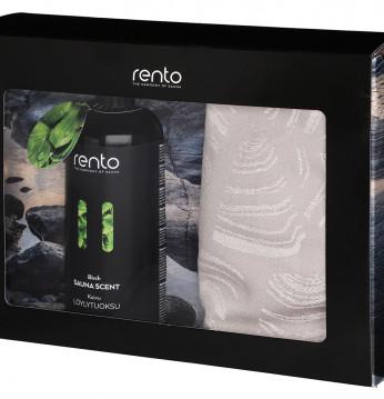 Rentosauna gifts set: B..