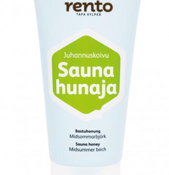 Sauna-honning Midtsomme..